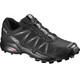 Salomon M's Speedcross 4 Shoes Black/Black/Black Metallic